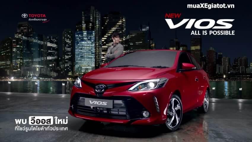 Toyota vios 2018 gia xe Toyota Việt Nam bổ sung hai màu mới cho Toyota Vios tại Việt Nam