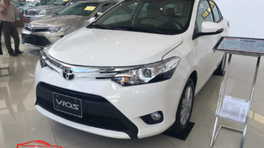 Toyota Vios 15G 2017 muaXEgiatot vn 2115 373x210 Vios 2018, phiên bản hài hòa giữa thể thao và sang trọng tự nhiên