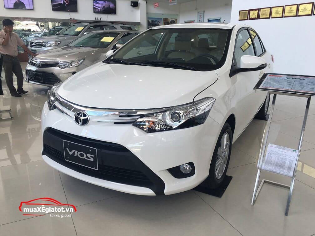 Toyota Vios 15G 2017 muaXEgiatot vn 2115 Vios 2018, phiên bản hài hòa giữa thể thao và sang trọng tự nhiên