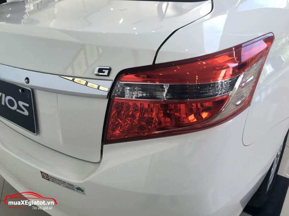 Toyota Vios 15G 2017 muaXEgiatot vn 2124 Toyota Vios 2018 : Giá trị đích thực