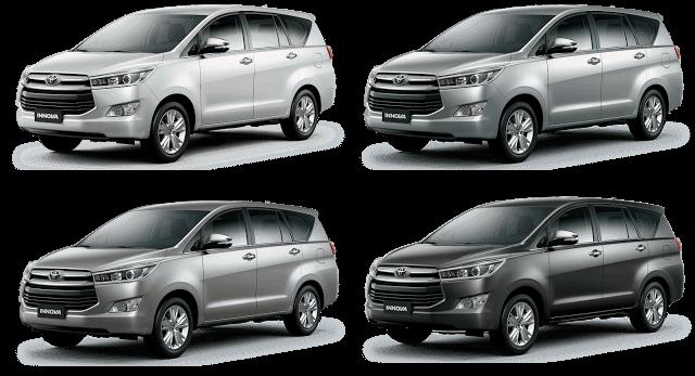 mau xe toyota innova 2018 Toyota Innova 2018 sắp ra mắt sẽ có nhiều thay đổi lớn