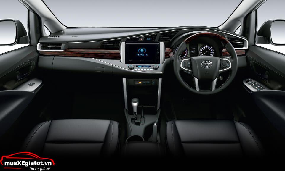 noi that xe innova crystal 2018 copy Tại sao bạn nên quan tâm tới mẫu xe Toyota Innova 2018 ?