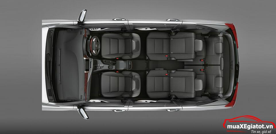 sap xe ghe xe innova crystal 2018 copy Tại sao bạn nên quan tâm tới mẫu xe Toyota Innova 2018 ?