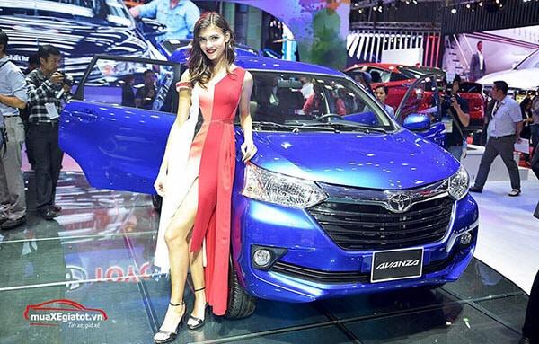 Toyota Avanza muaXEgiatot vn 1 Toyota Tân Cảng - Địa chỉ mua Avanza 2021 đảm bảo