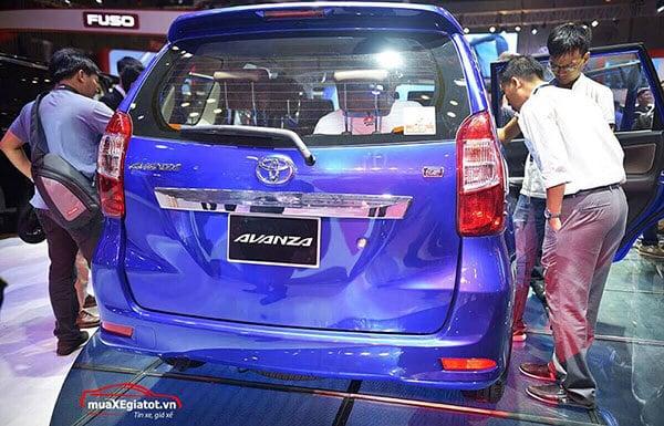 Toyota Avanza muaXEgiatot vn 5 Toyota Tân Cảng - Địa chỉ mua Avanza 2021 đảm bảo