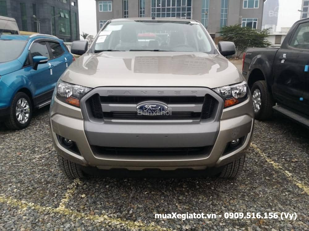 Chiếc xe bán tải Ford Ranger 2018 - ma lực cuốn hút mãnh liệt