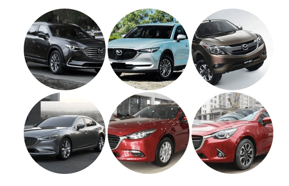 Bảng giá xe Mazda 2020