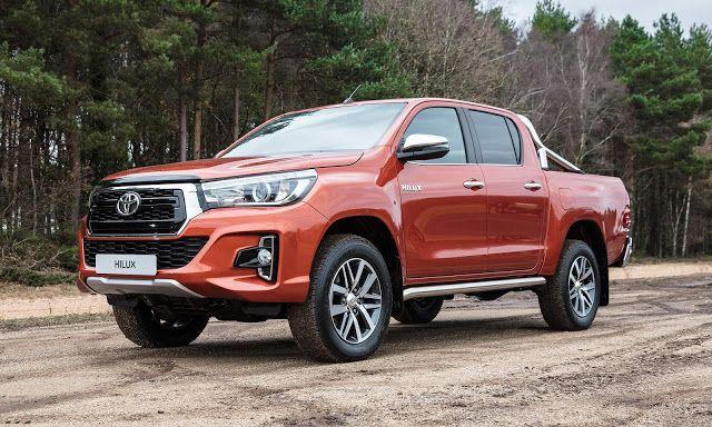 Thông số và giá bán chính thức xe Toyota Hilux 2019