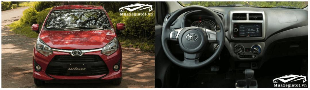 Thông số kỹ thuật Toyota Wigo 219