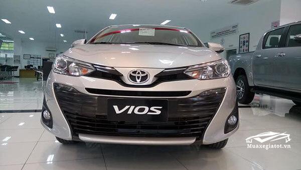 Toyota Vios 2018 sẽ có thiết kế giống với Toyota Yaris 2018 đã được chúng tôi giới thiệu