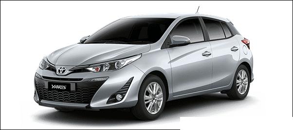 """toyota yaris 2018 2019 mau bac Đánh giá xe Toyota Yaris 2021 mới """"Xe đẹp cho phái đẹp"""""""