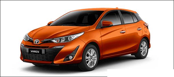 """toyota yaris 2018 2019 mau cam Đánh giá xe Toyota Yaris 2021 mới """"Xe đẹp cho phái đẹp"""""""