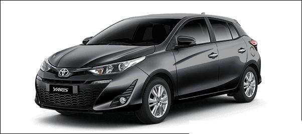 """toyota yaris 2018 2019 mau den Đánh giá xe Toyota Yaris 2021 mới """"Xe đẹp cho phái đẹp"""""""