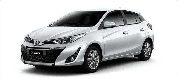 """toyota yaris 2018 2019 mau trang Đánh giá xe Toyota Yaris 2021 mới """"Xe đẹp cho phái đẹp"""""""