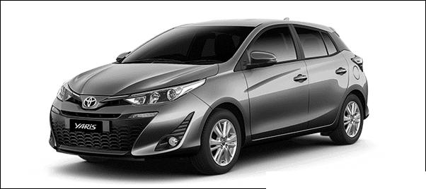 """toyota yaris 2018 2019 mau xam Đánh giá xe Toyota Yaris 2021 mới """"Xe đẹp cho phái đẹp"""""""
