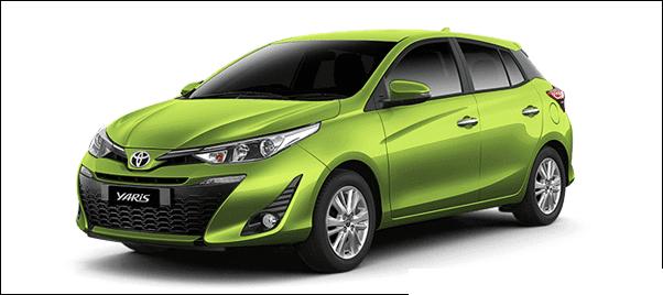 """toyota yaris 2018 2019 mau xanh Đánh giá xe Toyota Yaris 2021 mới """"Xe đẹp cho phái đẹp"""""""