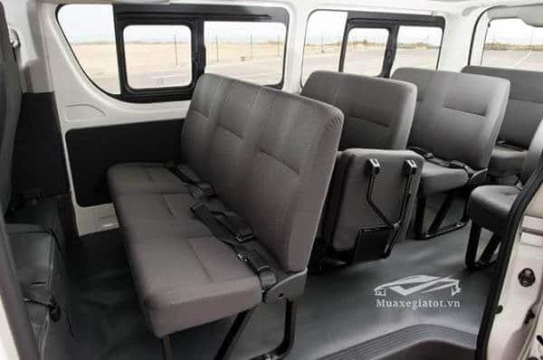 xe 16 cho toyota hiace 2018 muaxegiatot vn 19 Đánh giá Toyota Hiace 2021 kèm giá bán #1