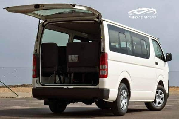 xe 16 cho toyota hiace 2018 muaxegiatot vn 21 Đánh giá Toyota Hiace 2021 kèm giá bán #1