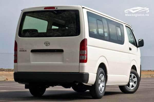 xe 16 cho toyota hiace 2018 muaxegiatot vn 22 Đánh giá Toyota Hiace 2021 kèm giá bán #1