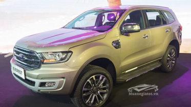 gia xe ford everest 2018 2019 titanium 20 at 1cau muaxegiatot vn 373x210 So sánh các phiên bản Ford Everest 2021