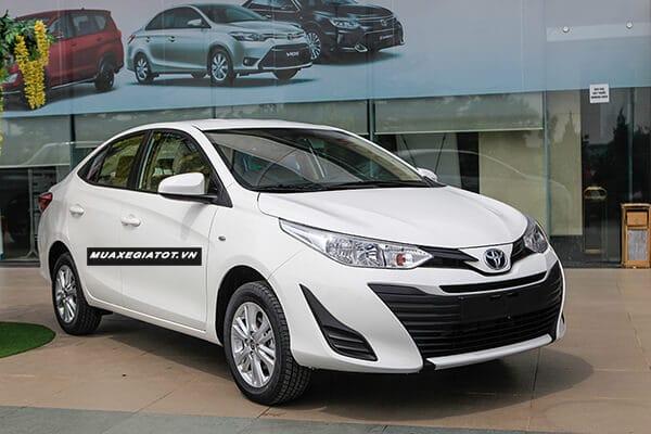 Đánh giá xe Toyota Vios 1.5E MT 2019 số sàn