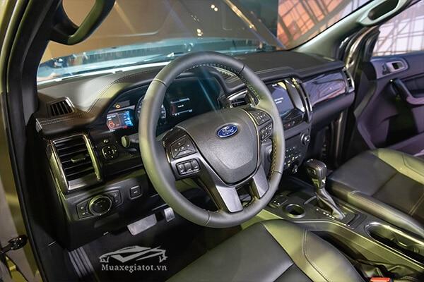 hop so 10 cap ford everest 2018 2019 titanium 20 at 1cau muaxegiatot vn So sánh các phiên bản Ford Everest 2021