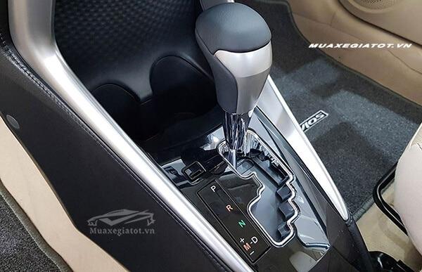 hop so cvt toyota vios 2018 2019 muaxegiatot vn Chi tiết xe Toyota Vios G 2021 kèm giá bán