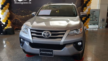 Giá xe Fortuner 2019