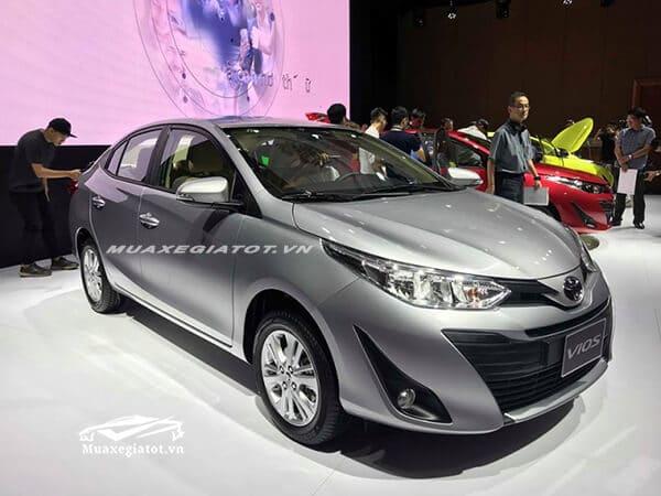 toyota vios 2018 2019 mau bac muaxegiatot vn Chi tiết xe Toyota Vios G 2021 kèm giá bán