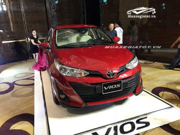 toyota vios 2018 2019 mau do muaxegiatot vn 373x280 Chi tiết xe Toyota Vios G 2021 kèm giá bán