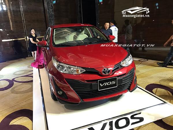 toyota vios 2018 2019 mau do muaxegiatot vn Chi tiết xe Toyota Vios G 2021 kèm giá bán