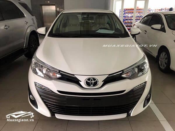 toyota vios 2018 2019 mau trang muaxegiatot vn Chi tiết xe Toyota Vios G 2021 kèm giá bán