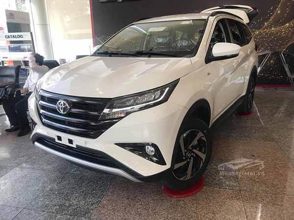 dau xe toyota rush 15 at 2018 2019 muaxegiatot vn 25 Đánh giá xe Toyota Rush 2021 kèm giá bán khuyến mãi #1