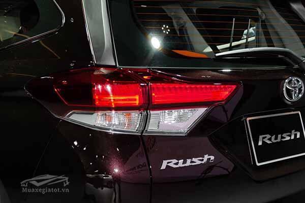 den hau toyota rush 15 at 2018 2019 muaxegiatot vn 17 Đánh giá xe Toyota Rush 2021 kèm giá bán khuyến mãi #1