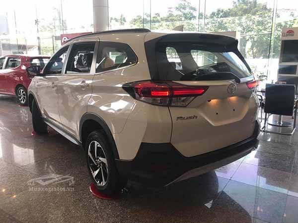 den hau xe toyota rush 15 at 2018 2019 muaxegiatot vn 27 Đánh giá xe Toyota Rush 2021 kèm giá bán khuyến mãi #1