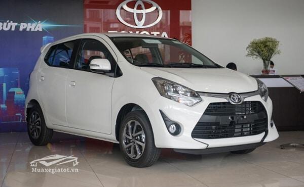 gia xe toyota wigo 2018 2019 1 2at muaxegiatot vn 1 Trải nghiệm Toyota Wigo 2021: Mẫu xe lý tưởng cho người mua xe lần đầu