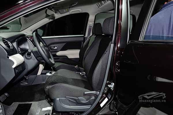 hang ghe nhat toyota rush 15 at 2018 2019 muaxegiatot vn 18 Đánh giá xe Toyota Rush 2021 kèm giá bán khuyến mãi #1