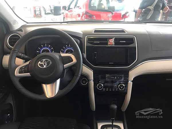 tien nghi toyota rush 15 at 2018 2019 muaxegiatot vn 26 Đánh giá xe Toyota Rush 2021 kèm giá bán khuyến mãi #1