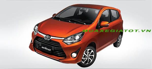 xe toyota wigo 2018 mau cam muaxegiatot vn Đánh giá xe Toyota Wigo 2021 kèm giá bán #1