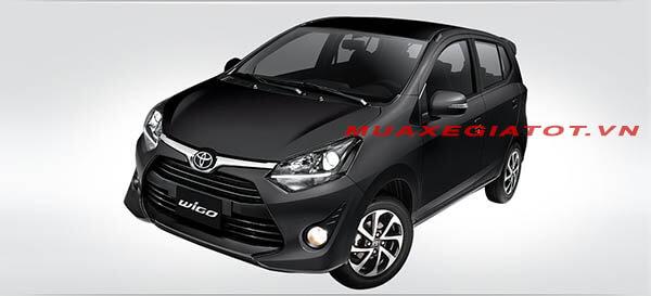 xe toyota wigo 2018 mau den muaxegiatot vn Đánh giá xe Toyota Wigo 2021 kèm giá bán #1