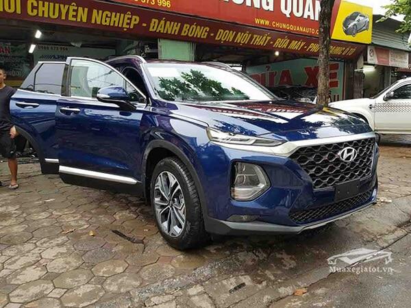 anh hyundai santafe 2019 pho ha noi muaxenhanh vn 2 1 Đánh giá xe Hyundai Santafe 2021 kèm giá bán #1