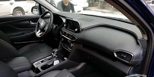 anh hyundai santafe 2019 pho ha noi muaxenhanh vn 6 1 Đánh giá xe Hyundai Santafe 2021 kèm giá bán #1