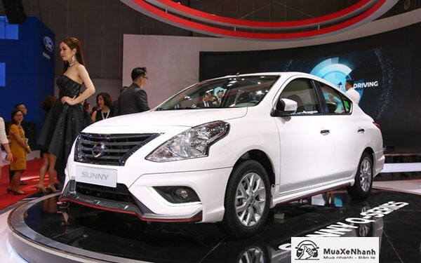 danh gia xe nissan sunny 2019 vms 2018 muaxenhanh vn 7 Đánh giá xe Nissan Sunny 2021 kèm giá bán khuyến mãi!
