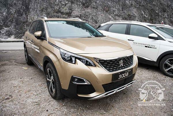 Đánh giá xe Peugeot 3008 2019