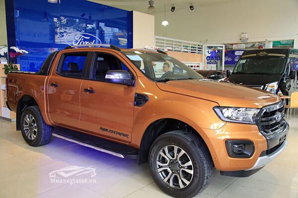 Giá xe bán tải Ford Ranger 2019 mới nhất (10/2018)
