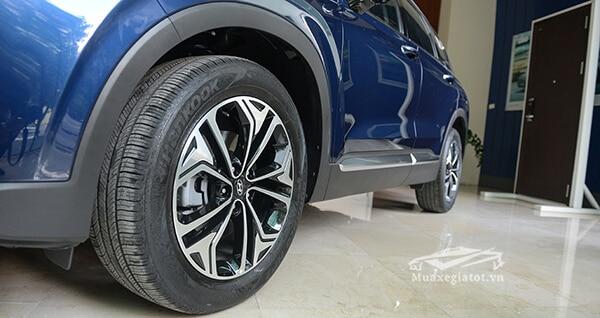 mam xe hyundai santa fe 2019 viet nam muaxenhanh vn 10 Đánh giá xe Hyundai Santafe 2021 kèm giá bán #1