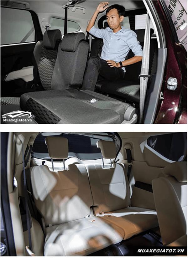 so sanh toyota rush va xpander 2019 muaxenhanh vn 1 So sánh Toyota Rush 1.5AT và Mitsubishi Xpander 1.5 AT