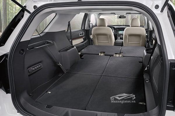 cop xe ford explorer 2019 2 3 l 4wd limited ecoboost muaxegiatot vn 5 Đánh giá xe Ford Explorer 2021 kèm giá bán!