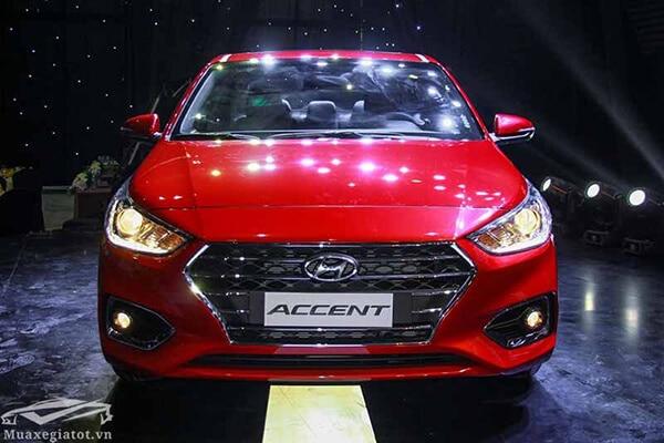 dau xe hyundai accent 2019 muaxegiatot vn 2 Đánh giá xe Hyundai Accent 2021 kèm giá bán #1
