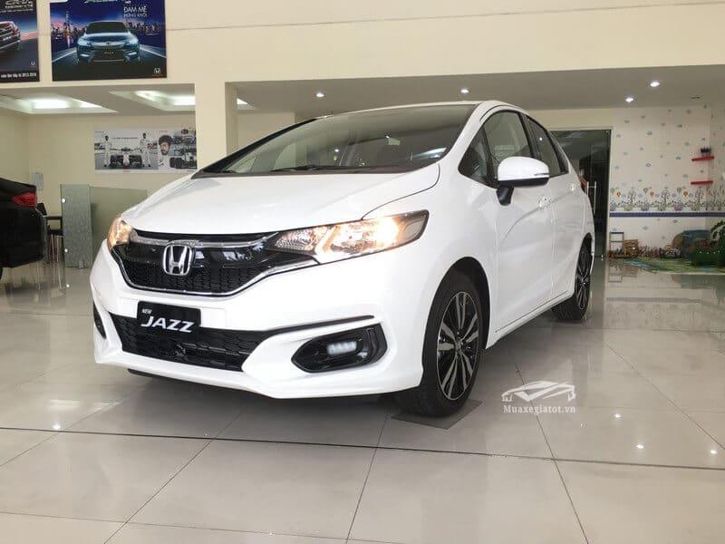 giá xe ô tô honda jazz 2019